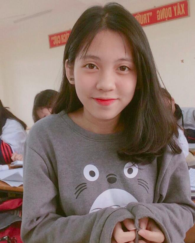 Hoá ra trường chuyên ĐH Vinh (Nghệ An) cũng nhiều con gái xinh ghê! - Ảnh 19.