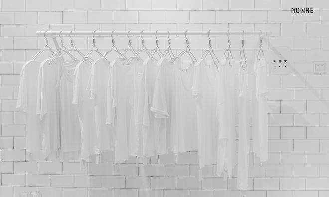 Bắt chước Nhật Bản, Trung Quốc cũng có một shop chỉ bán toàn áo phông trắng sở hữu cái tên kỳ quái:     - Ảnh 13.