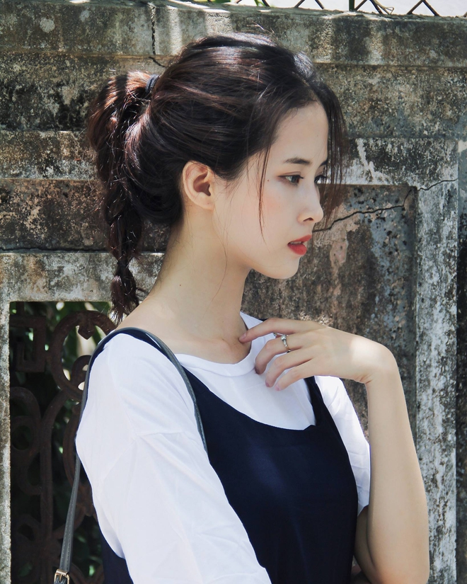 """Đẹp không kém gì """"thần tiên tỉ tỉ"""", cô gái Việt được mệnh danh chị em song sinh thất lạc của Lưu Diệc Phi - Ảnh 3."""