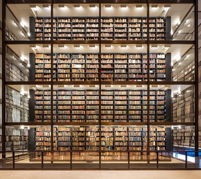 Ngắm những thư viện đẹp nhất thế gian qua ống kính nhiếp ảnh gia người Đức - Ảnh 27.