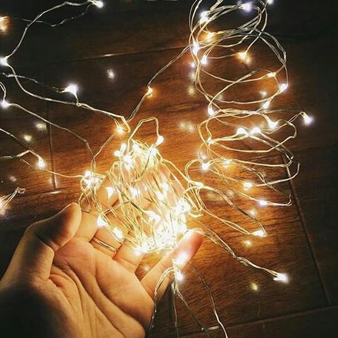 Tất tần tật các mẫu dây đèn xinh yêu mà cô gái nào cũng muốn mua vào dịp Giáng sinh - Ảnh 1.