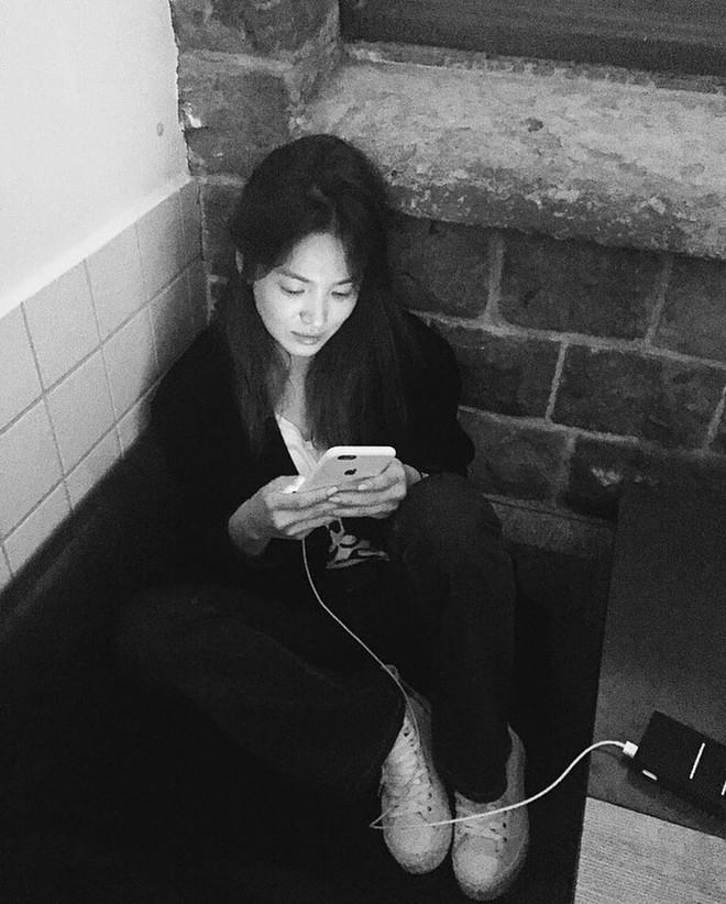 Vogue tiết lộ câu chuyện độc quyền: Song Joong Ki bắt đầu muốn cưới Song Hye Kyo từ lúc này đây? - Ảnh 3.