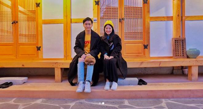 Tẩm ngẩm tầm ngầm nhưng hoá ra Mẫn Tiên đã có bạn trai và cực kỳ lãng mạn