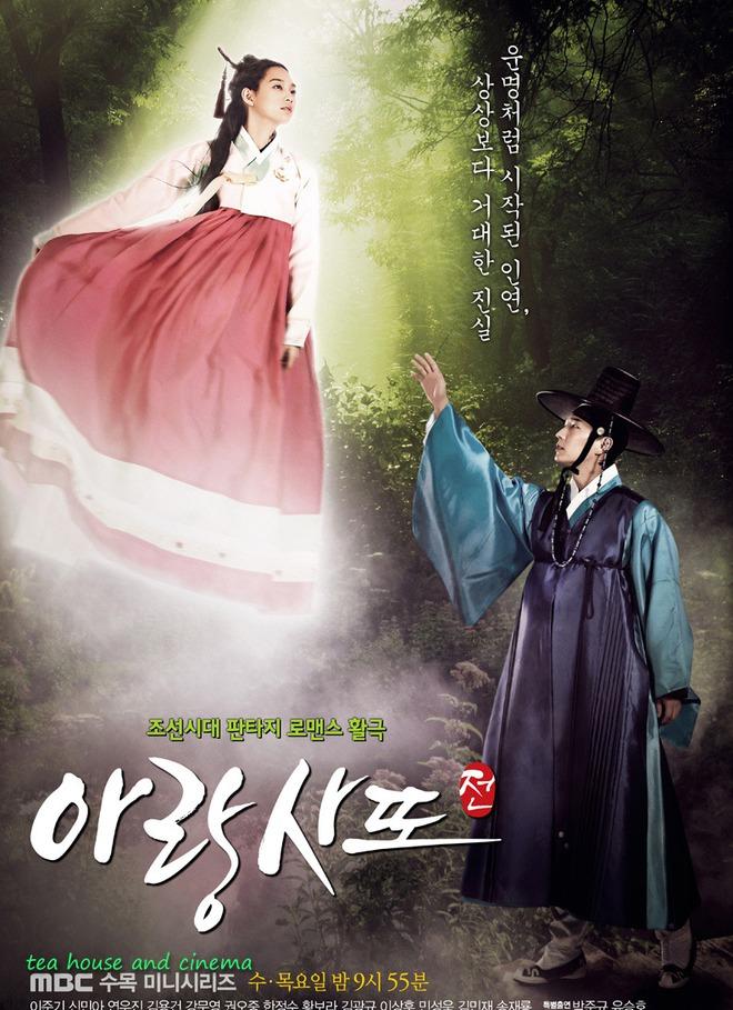 12 phim cổ trang Hàn Quốc cực hay mà mọt phim nào cũng nên biết - Ảnh 17.