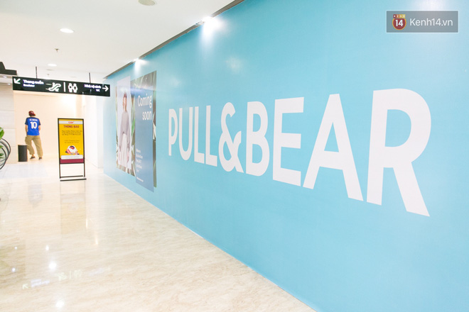 Hot: Pull&Bear và Stradivarius, 2 chị em cùng nhà Zara thông báo coming soon tại Vincom Đồng Khởi, ngay sát store H&M - Ảnh 1.