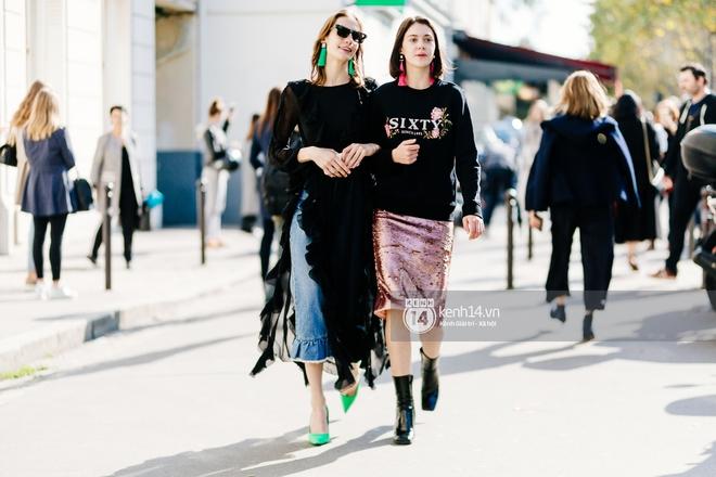 Chiêm ngưỡng loạt streetstyle cực chất tại ngày thứ 2 Paris Fashion Week qua ống kính nhiếp ảnh gia người Việt - Ảnh 14.