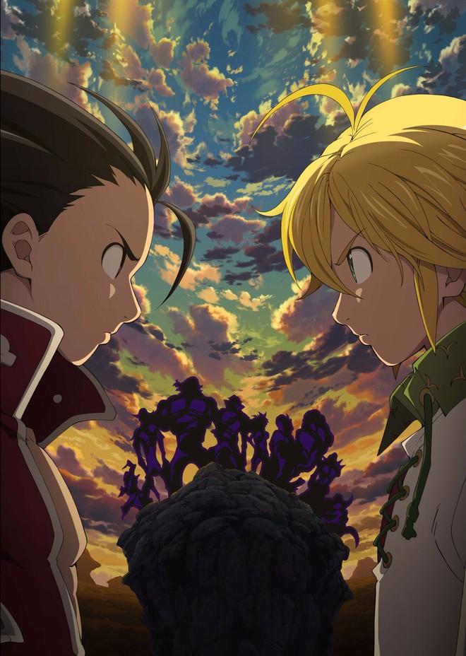 2018 sẽ gây nức lòng fan anime bởi sự tái xuất của 10 thương hiệu lẫy lừng - Ảnh 12.