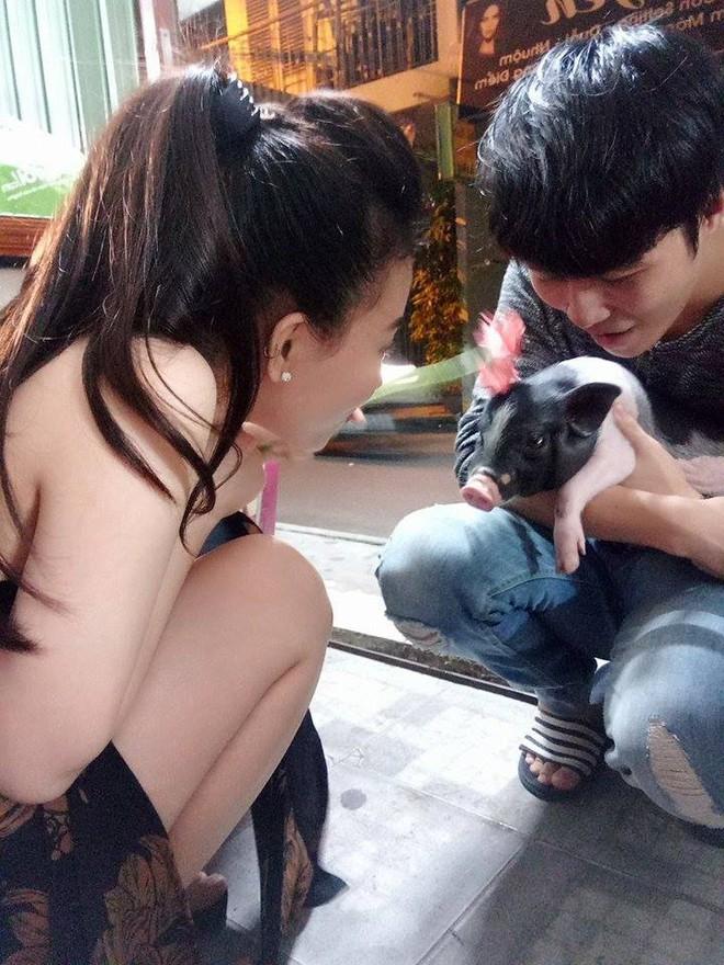 Chú heo tên Chó - thú cưng của đôi bạn ở Sài Gòn: Ăn tất cả mọi thứ, rồi ngủ và đi lòng vòng - Ảnh 2.