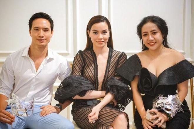 Hà Hồ - Kim Lý, Hồ Ngọc Hà, Sao Việt