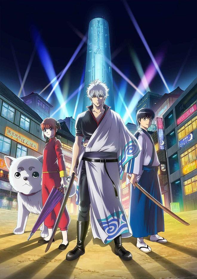 2018 sẽ gây nức lòng fan anime bởi sự tái xuất của 10 thương hiệu lẫy lừng - Ảnh 14.