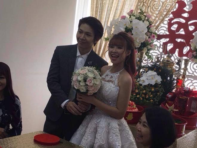 HOT: Khởi My và Kelvin Khánh đã bất ngờ bí mật tổ chức lễ cưới sáng nay - Ảnh 3.