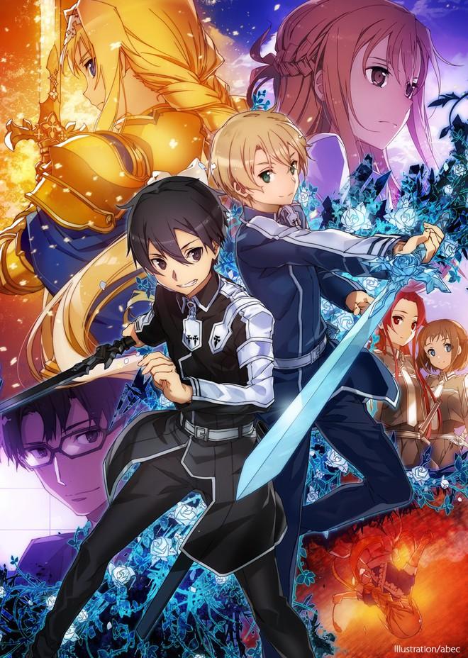 2018 sẽ gây nức lòng fan anime bởi sự tái xuất của 10 thương hiệu lẫy lừng - Ảnh 16.