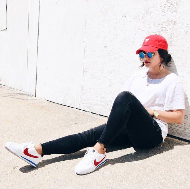 Nike Cortez, mẫu sneaker lạ lẫm đang bùng cháy tại châu Á và dự là sẽ hớp hồn giới trẻ Việt thời gian tới - Ảnh 27.