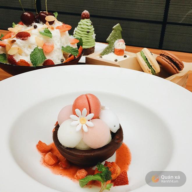 Điểm danh ngay loạt món ngọt mới toanh dành riêng cho mùa Giáng sinh ở Sài Gòn - Ảnh 12.