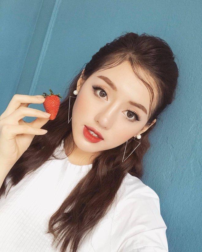 Khánh Linh và Tú Hảo chính là 2 nữ hoàng son môi của The Face vì môi đã đẹp, đánh son màu nào cũng đẹp luôn - Ảnh 8.