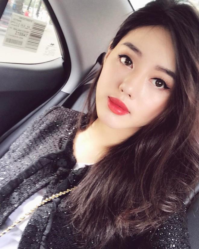 Khánh Linh và Tú Hảo chính là 2 nữ hoàng son môi của The Face vì môi đã đẹp, đánh son màu nào cũng đẹp luôn - Ảnh 12.