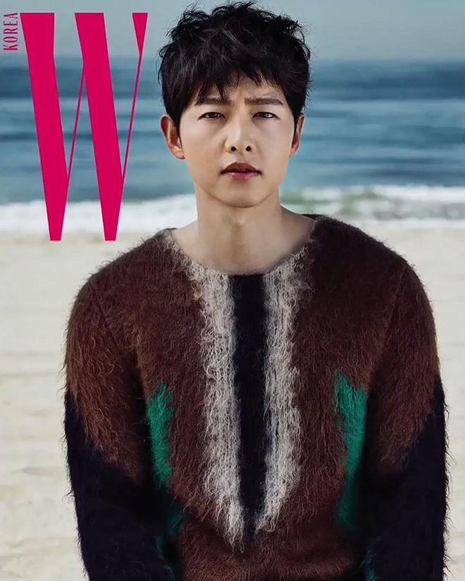 Điểm danh 12 chàng diễn viên xứ Hàn sở hữu đôi mắt một mí cực hút - Ảnh 2.