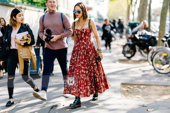 Chiêm ngưỡng loạt streetstyle cực chất tại ngày thứ 2 Paris Fashion Week qua ống kính nhiếp ảnh gia người Việt - Ảnh 3.