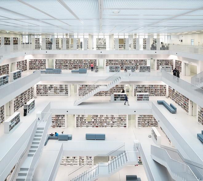 Ngắm những thư viện đẹp nhất thế gian qua ống kính nhiếp ảnh gia người Đức - Ảnh 5.
