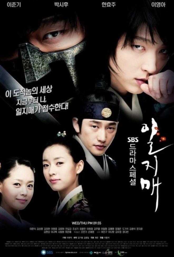 12 phim cổ trang Hàn Quốc cực hay mà mọt phim nào cũng nên biết - Ảnh 7.