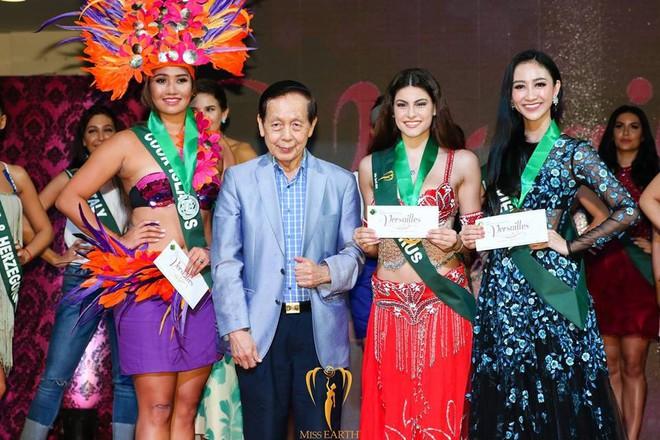 Nhìn lại hành trình của Hà Thu tại Miss Earth 2017: Trượt top 8 nhưng đã tỏa sáng và đáng tự hào - Ảnh 7.