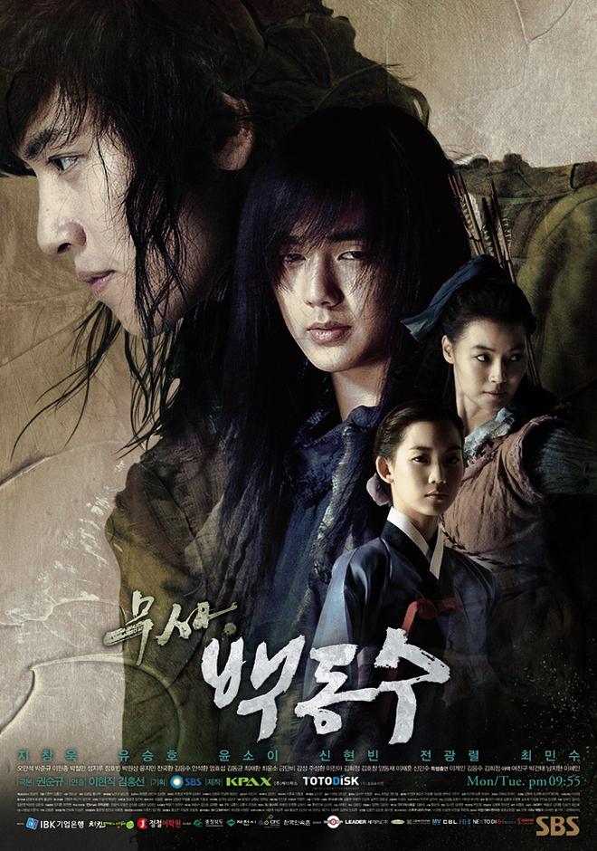 12 phim cổ trang Hàn Quốc cực hay mà mọt phim nào cũng nên biết - Ảnh 9.