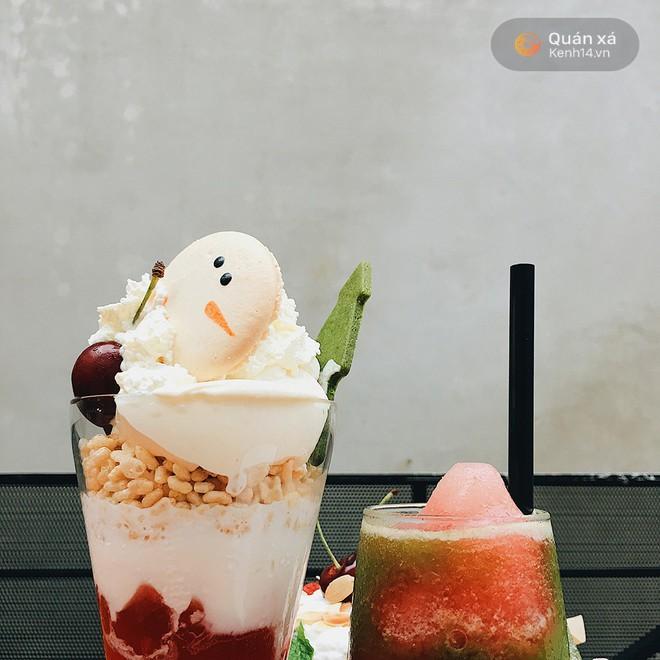 Điểm danh ngay loạt món ngọt mới toanh dành riêng cho mùa Giáng sinh ở Sài Gòn - Ảnh 10.