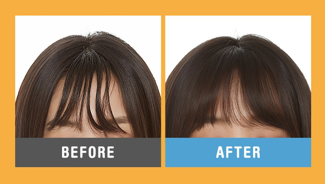 Hội để tóc mái bơi hết vào đây: Giấy giặt mái hô biến tóc mái bết trở nên tơi mềm chỉ sau vài nốt nhạc - Ảnh 4.