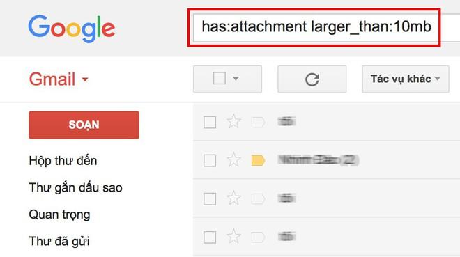 Dùng Gmail mà không biết những mẹo tìm kiếm này thì quả là lãng phí - Ảnh 5.