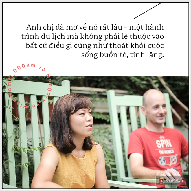 Cặp vợ chồng rong ruổi 11,000km trên xe đạp từ Hungary về Việt Nam: Hành trình trải nghiệm lòng tốt con người - Ảnh 2.