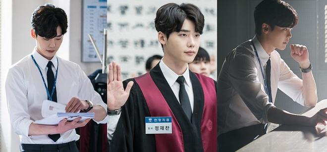 Vai trong Khi Nàng Say Giấc có gì khác loạt vai diễn trước đây của Lee Jong Suk? - Ảnh 9.