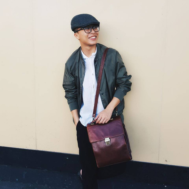 Đặng Hữu Quốc Văn – từ SV Ngoại thương, tới quản lý truyền thông của siêu mẫu và kỳ thực tập trong mơ tại Paris Fashion Week - Ảnh 1.