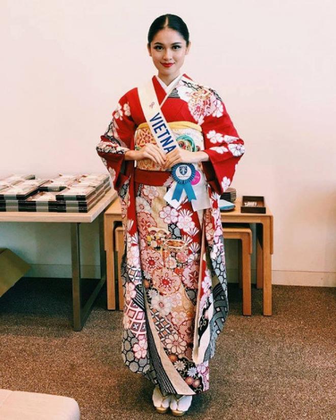 Vừa đặt chân tới Miss International 2017, Thùy Dung đã nhanh chóng giành giải thưởng đầu tiên - Ảnh 2.