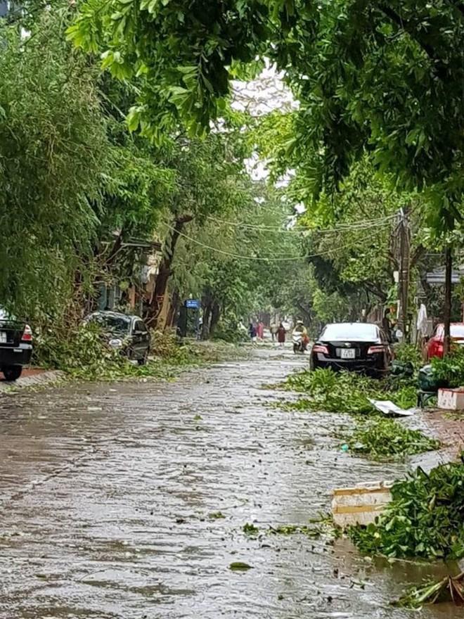 Nhìn lại những hiện tượng thời tiết, thiên tai khiến người dân Việt Nam điêu đứng năm 2017 - Ảnh 11.