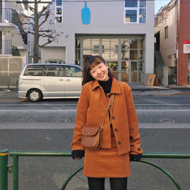 Cô bạn Hàn Quốc xinh xắn chứng minh mắt một mí vẫn thừa dễ thương! - Ảnh 5.