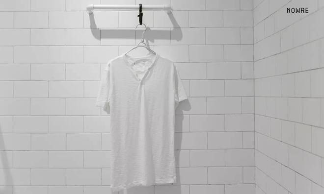 Bắt chước Nhật Bản, Trung Quốc cũng có một shop chỉ bán toàn áo phông trắng sở hữu cái tên kỳ quái:     - Ảnh 7.