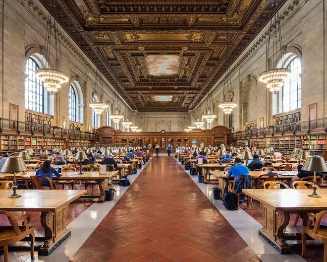 Ngắm những thư viện đẹp nhất thế gian qua ống kính nhiếp ảnh gia người Đức - Ảnh 13.