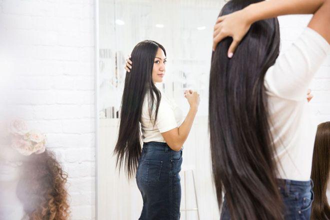 Cô nàng này đã diện thử bộ tóc giả quý tộc giá 60 triệu đồng của các sao và kết quả hết sức bất ngờ - Ảnh 7.