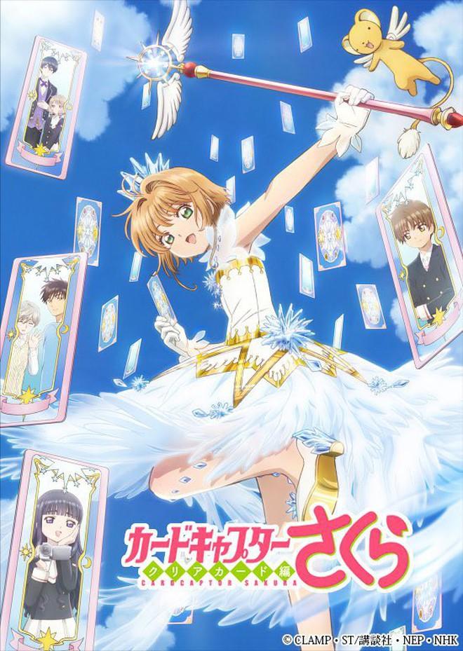 2018 sẽ gây nức lòng fan anime bởi sự tái xuất của 10 thương hiệu lẫy lừng - Ảnh 4.