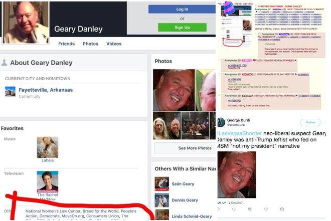 Hàng loạt tài khoản mạng xã hội mượn vụ xả súng Las Vegas để trục lợi, câu like làm nhiễu loạn thông tin - Ảnh 8.