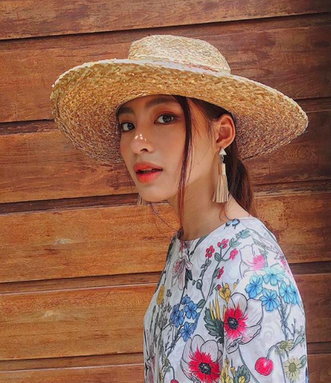 4 cô nàng xinh đẹp hot nhất Instagram Việt năm 2017 là ai? - Ảnh 2.