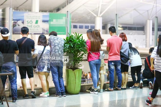 Diện đồ thể thao khoẻ khoắn, Minh Hằng nổi bật giữa sân bay lên đường đi Dubai tham dự tuần lễ thời trang quốc tế - Ảnh 9.