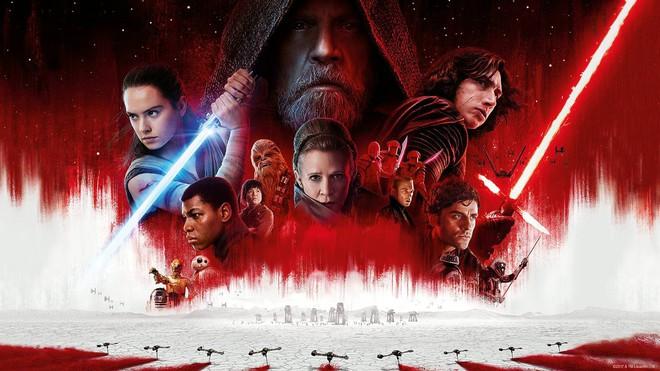 Star Wars: The Last Jedi - Vượt qua cái bóng của chính mình - Ảnh 1.