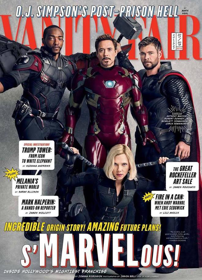 Cùng nhìn lại cuộc cách mạng dòng phim siêu anh hùng của đế chế Marvel - Ảnh 1.