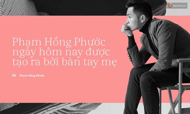 Phạm Hồng Phước: Thành công của tôi ngày hôm nay, một phần được tạo ra từ đôi bàn tay mẹ - Ảnh 4.