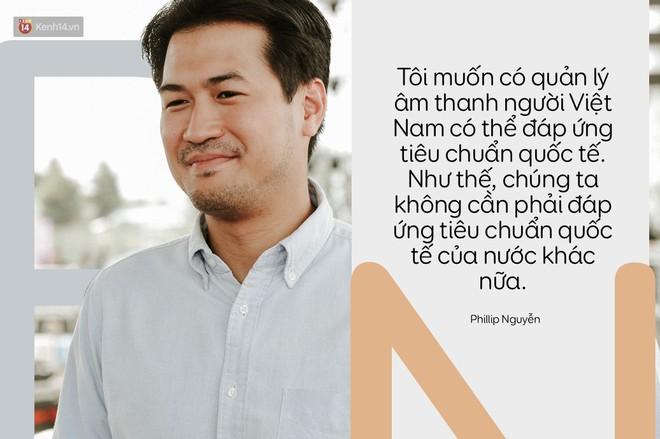 Phillip Nguyễn: Chúng ta đều là người Việt Nam, không cần thiết phải hạ bệ nhau. Thành công của tôi là của tất cả chúng ta - Ảnh 6.