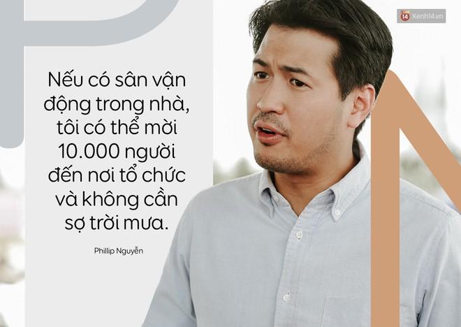 Phillip Nguyễn: Chúng ta đều là người Việt Nam, không cần thiết phải hạ bệ nhau. Thành công của tôi là của tất cả chúng ta - Ảnh 7.