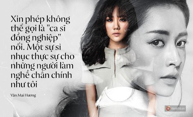 Loạt phát ngôn không kiêng nể của sao Việt từ sau khi Chi Pu tuyên bố hãy gọi tôi là ca sĩ - Ảnh 8.
