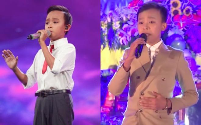 Clip: Chưa đầy 2 năm, Hồ Văn Cường Idol Kids đã lột xác từ ngoại hình đến giọng hát một cách rõ rệt - Ảnh 2.