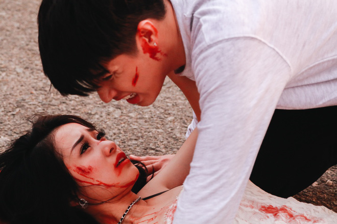 Noo Phước Thịnh mắc bệnh quái ác, bị người yêu phản bội, chịu cái kết đầy bi thảm trong MV mới - Ảnh 11.